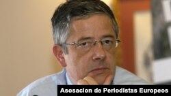 Французский ученый Ролан Маршаль, исследователь университета Sciences Po.