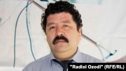 Шокирджон Хакимов, юрист.