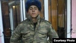 Nicat Həziyev 2016-cı ilin yanvarında – doğum günündə hərbi xidmətə yollanıb.