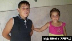 Haris and Samira odrastaju u kolektivnom izbjegličkom centru Ježevac, 30 avgust 2010