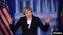 Прем'єр-міністр Великої Британії Тереза Мей