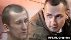 Александр Кольченко и Олег Сенцов