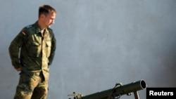 Солдат вооруженных сил Германии