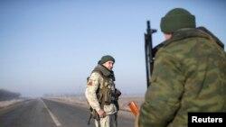 Proruski separatisti u oblasti Donjecka
