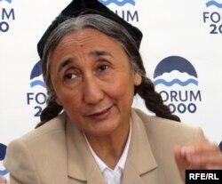 Бөтендөнья уйгыр конгрессы президенты Рәбига Кадири