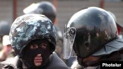 1 mart 2008. Yerevan küçələrində