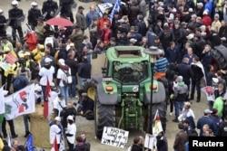 Protestele de la Bruxelles