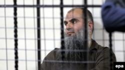 Абу Катада на слуханні в суді, 26 червня 2014 року