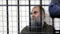Абу Катада на заседании суда в Аммане в июне этого года