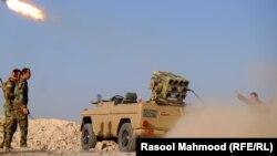 Vojska Iraka napada položaje IDIL-a