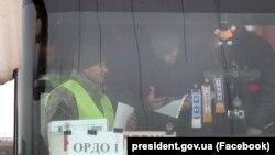 Обмен между «ЛДНР» и Киевом: первые фотографии (фотогалерея)