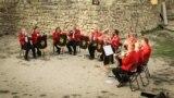 Британський оркестр виступив у Криму (відео)
