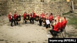 Виступ духового оркестру Уельсу в Севастополі. 16 серпня 2018 року