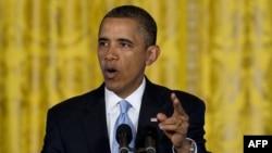 Більшу частину доповіді президент присвятив економічним проблемам