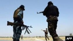 نیروهای امنتی افغانستان در جلالآباد، مرکز ننگرهار