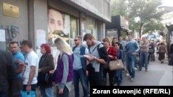 Anketa - glasači u Beogradu