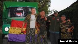 Испанцы – участники боевых действий на Донбассе