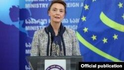 Генеральний секретар Ради Європи Марія Пейчинович-Бурич