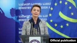 Генеральный секретарь Совета Европы Мария Пейчинович Бурич (архив)