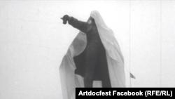 "Кадр из программы ""Артдокфеста"""