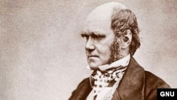 "English naturalist Charles Darwin's ""On the Origin of Species"" was published in 1859."