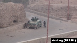 ارشیف، ارزګان کې د افغان ځواکونو عملیات