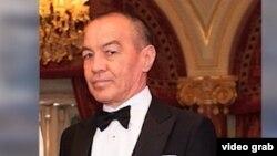 Шымкентский предприниматель Тохтар Тулешов.