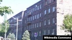 ԱԱԾ շենքը Երևանում, արխիվ