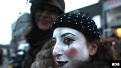کودکان اسرائیلی در بالماسکهای به مناسبت پوریم
