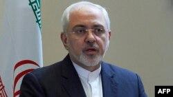 Иран сыртқы істер министрі, ядролық келіссөзде Иран делегациясына жетекшілік еткен Мохаммад Жавад Зариф.