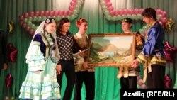 Томски биючеләренә Гран-при бүләге бирелә