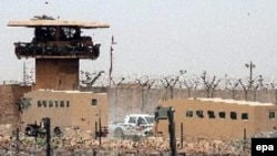 The plaintiffs said they had been abused at Iraq's notorious Abu Ghraib prison.