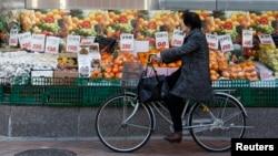 Прирост внутреннего потребительского спроса, как и японского экспорта, оказался значительно ниже ожиданий