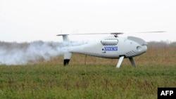 Безпілотник моніторингової місії ОБСЄ Camcopter S-100