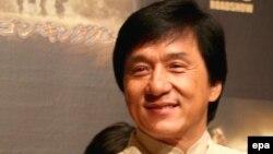 Fotografi arkivi e aktorit kinez, Jackie Chan
