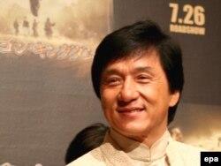 Aktyor Jackie Chan.