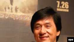 Белгилүү актер Жеки Чан
