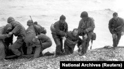 1944 йилнинг 6 июли. Нормандияга 150 минг аскар киритилган эди.