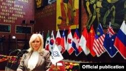 Qırım Rusiye senatorı Olga Kovitidi