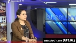 Депутат правящей фракции «Мой шаг» Арусяк Джулакян (архив)