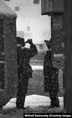 Пиво со снегом, 1992