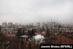 Szarajevo, Bosznia-Hercegovina, 2020. november 19.