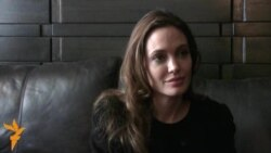 Angelina Jolie Discusses Film On Bosnian War