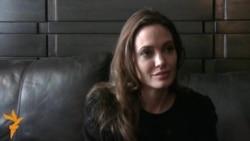 Angelina Jolie Discusses Film On Bosnian War