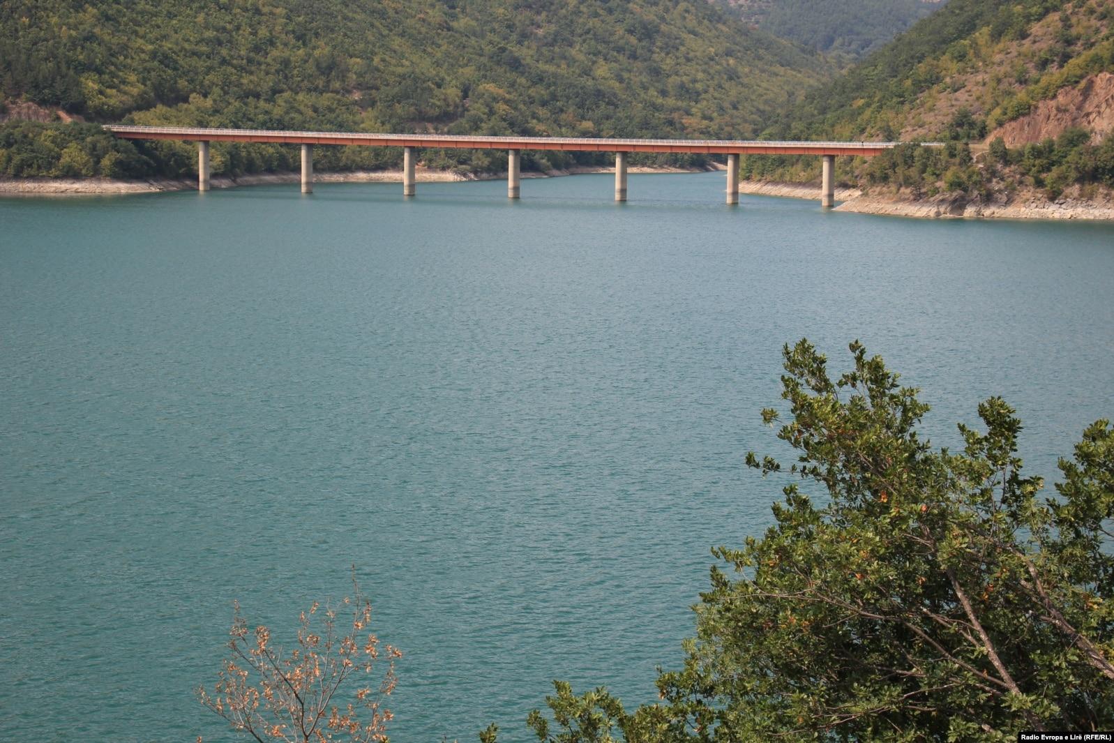 Liqeni i Ujmanit është rezervuari më i madh akumulues në Kosovë.