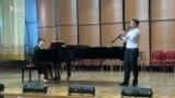 Классиканы кларнетте ойногон Улан