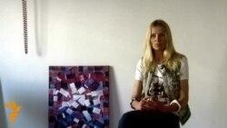 Алена Адамчык: Беларускі для мяне на першым месцы