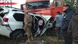 Высокие штрафы или видеокамеры. Что поможет Кыргызстану сократить число аварий на дорогах
