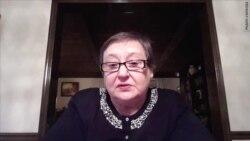 Валентина Демидова, дочь писателя Георгия Демидова