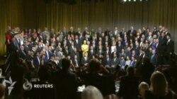 """""""Oscar"""" mükafatına namizədlər bir araya gəldilər"""